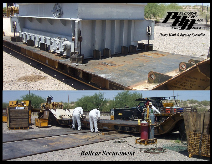 Railcar Securement